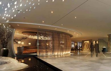 湖景民宿酒店设计