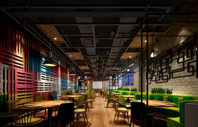 滨城汇 | 安化梅城餐饮设计