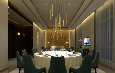 新禧玥餐饮品牌空间设计