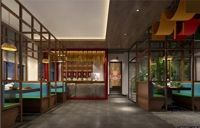 侬厨 |餐饮品牌空间设计