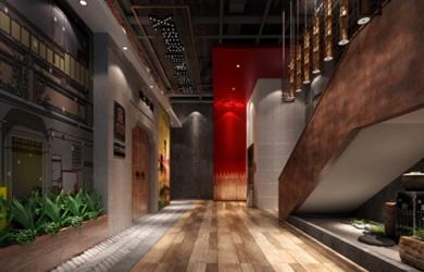 湘火年代 | 餐饮空间设计