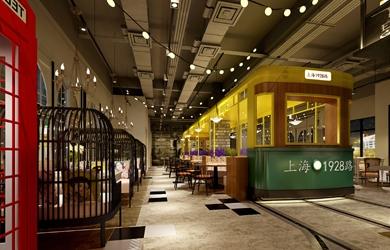 长沙餐饮空间设计