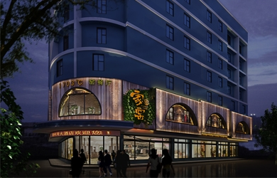 湖南餐厅装修设计公司
