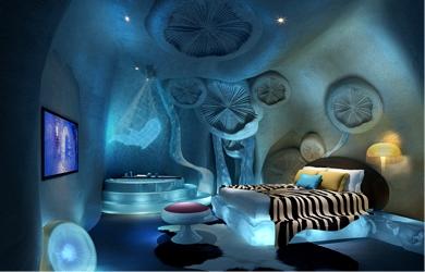 长沙主题酒店设计