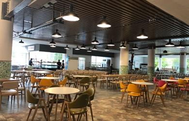 食堂装修设计公司