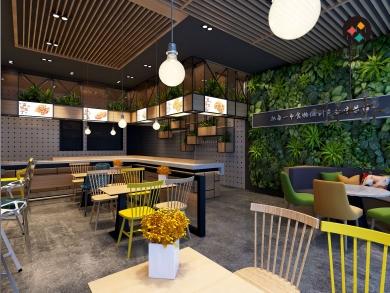 长沙餐厅设计